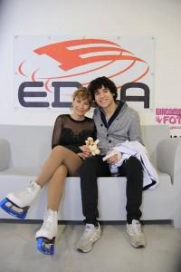 Susy Ghia e Alex Veruggio